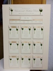 Lily Table Plan