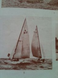 Olso in Action, Scandanavia-America Cup 1925