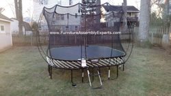 springfree trampoline removal service in Washington DC