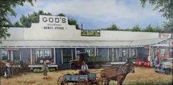 God's Mercy Store, Waller, TX