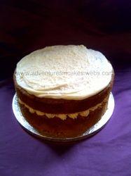 Coconut Cake (Gluten Free)