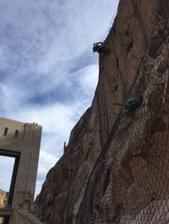 MFD Rope Access Work