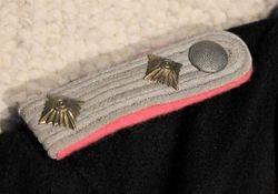 Custom Zip Front Panzer Wrap:
