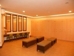 Sauna and Spa facilities