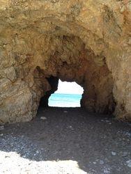 Caves at Kaladi