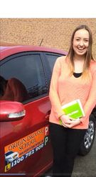 Driving School Carrum Downs - Testimonial - Stephanie