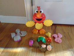 Fisher Price Silly Parts Talking Elmo Potato Head - $35