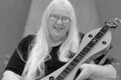 Nancy Johnson Barker - photo by Dan