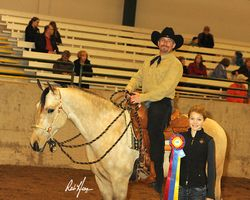 Futurity Mike Baker and Tactical Advantage Spring Daffodil Arabian Show