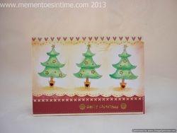 Three Trees Card