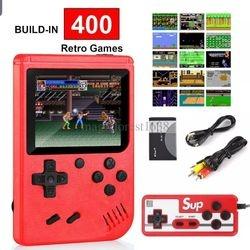 Handheld retro games (400)