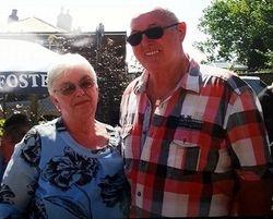 Diane Fretwell & Tony St Clair