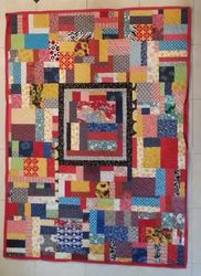 Color Party Quilt