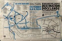 Destination Docklands Site Plan