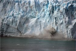 Glacier Bay - Marjerie Glacier Calving