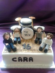The View Cake