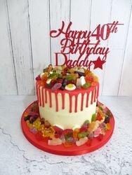 Haribo Drip Cake