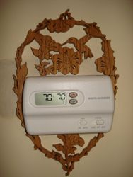 Thermostat 'surround'