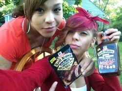 Jennifer and Chani