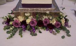 Fresh Cake Flowers 1