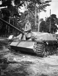 The Jagdpanzer IV :