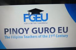 """LOGO"" of the Pinoy Guro EU"