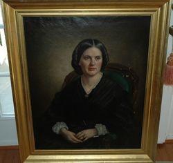Portrait of a Woman- $6,000 - $8,000
