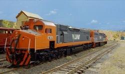 C 507 & C 505 in Vline livery.