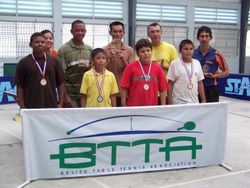 All winners of the 2010 Summer Tournament