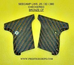 SEECAMP LWS CHECKERED BRONZE CF