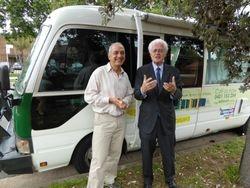 Avec Lionel Jospin