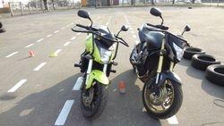 Jaunie skasitie macibu motocikli