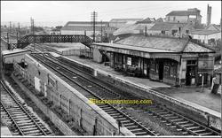 Brettall Lane Station, Stourbridge.