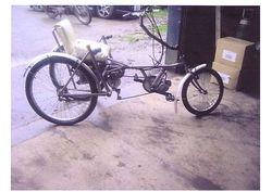 Powerful Electric Trike!