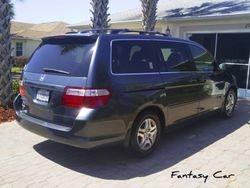 Tom O.-------Honda Odyssey