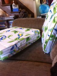 Rocking chair cover #1-3