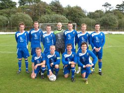Welsh Cup Rnd 2 - Caldicot Town v Garden Village