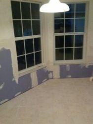 Under Kitchen Windows