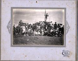 Old Lintonians Group on Flagstaff Hill