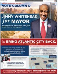 JIMMY WHITEHEAD FOR MAYOR