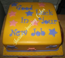New Job Cake 2