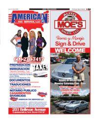 AMERICAN TAX / EVE CORTES  / MOE'S AUTO SALES