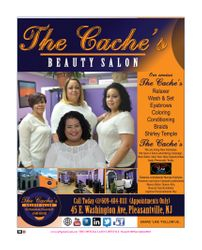 THE CACHES BEAUTY SALON