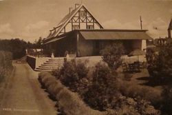 Strandrestauranten Viken 1958