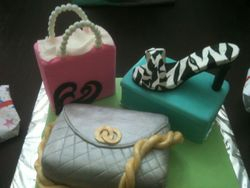 All about Shopping Cake