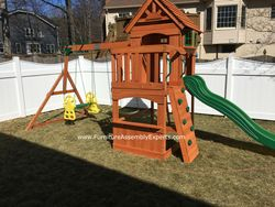 backyard discovery swing set assembly service in leonardtown MD