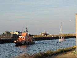 Arklow RNLI go to the aid of sailing vessel