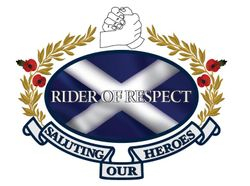 SCOTTISH RIDER EMBLEM