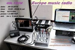 Europe Music Radio