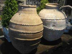 #13/231 2 Greek Pots